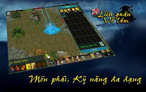 Liu00ean Quu00e2n Vu00f5 Lu00e2m - Mu1ed9ng Giang Hu1ed3 (Offline) 1.0.51 screenshots 2