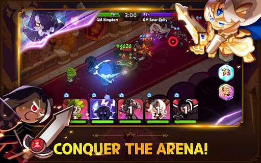 Cookie Run: Kingdom - Kingdom Builder & Battle RPG screenshots apk mod 5
