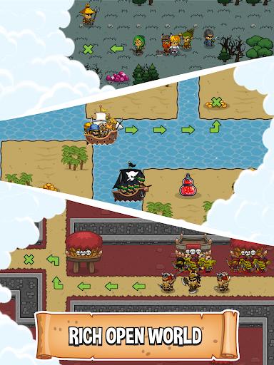 Five Heroes: The King's War  screenshots 9