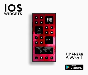 Timeless KWGT Apk [Paid] Download for Android 5