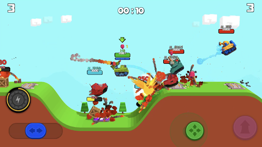 BOOM Tank Showdown android2mod screenshots 2