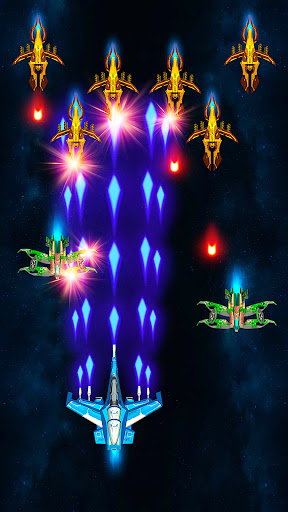 Space Shooter : Star Squadron - galaxy attack  screenshots 1