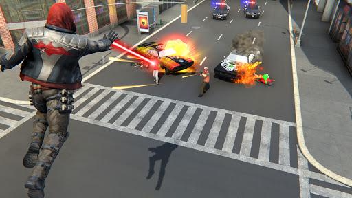 Incredible SuperHero Games : Crime City Gangster 1.40 screenshots 1