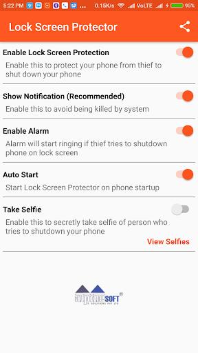 lock screen protector screenshot 1