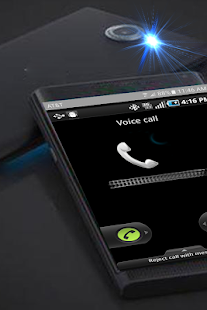 Flashlight Alerts: Flash Alert On Call and SMS