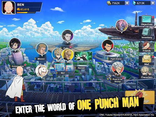 One-Punch Man: Road to Hero 2.0  Screenshots 10