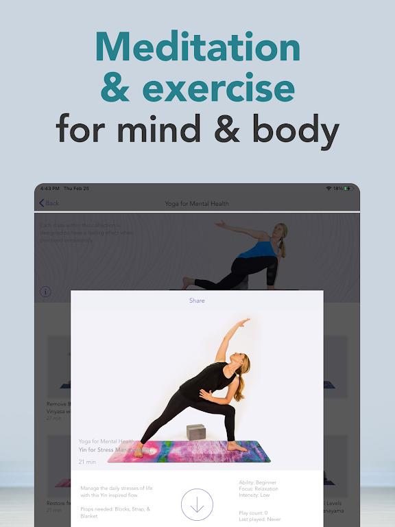 Yoga Studio: Poses & Classes  poster 14