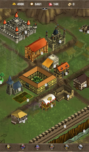 Empire Strike - Strategy and Civilization  screenshots 3