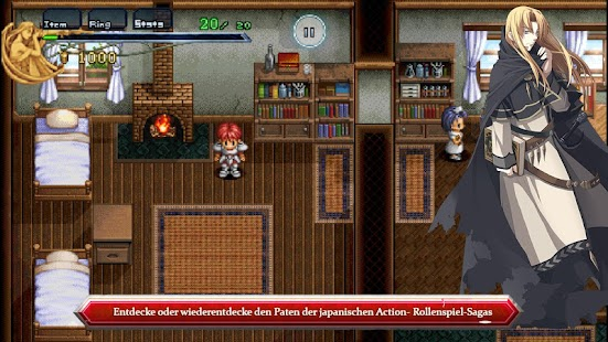 Ys Chronicles 1 Screenshot