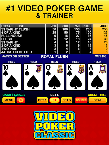 Video Poker Classic Free 3.3 screenshots 8
