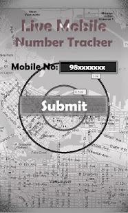 Mobile Number Tracker & Locator