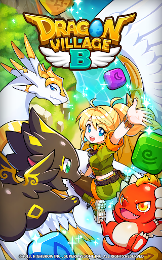 Dragon Village B - Dragon Breeding Puzzle Blast 1.1.29 screenshots 23