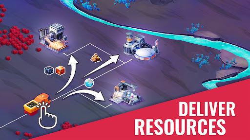 Colonize: Transport Tycoon  screenshots 1