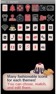 Alice's Tea Party Wallpaper 4