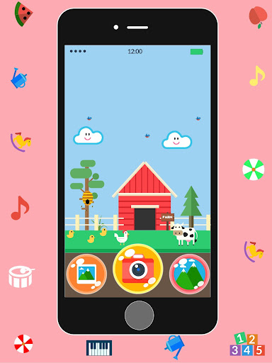 Baby Real Phone. Kids Game 2.1 Screenshots 20