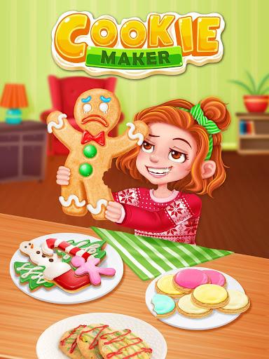 Sweet Cookies Maker - The Best Desserts Snacks 1.2 screenshots 4