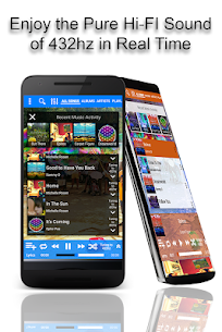 432 Player Pro Apk- Lossless 432hz Audio Music Player (Paid) 1