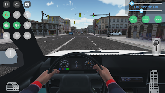 Car Parking and Driving Simulator Screenshot
