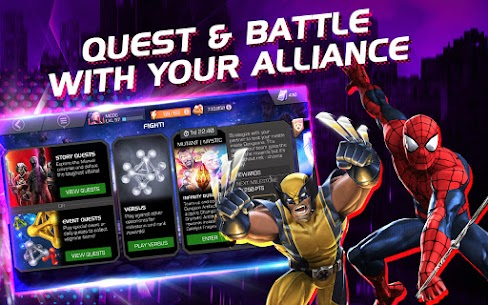 Marvel Contest of Champions Mod Apk [Unlimited Units+Money 2021] 2