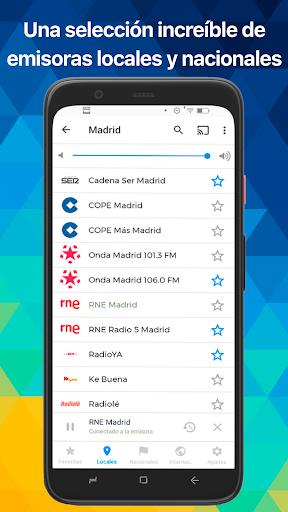 Radio FM Espau00f1a - La mejor radio online gratis apktram screenshots 3
