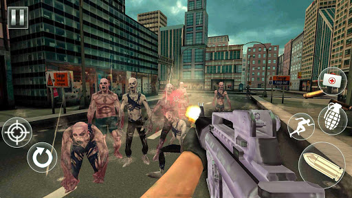 Dead Monster Attack - Zombie Outbreak  screenshots 2