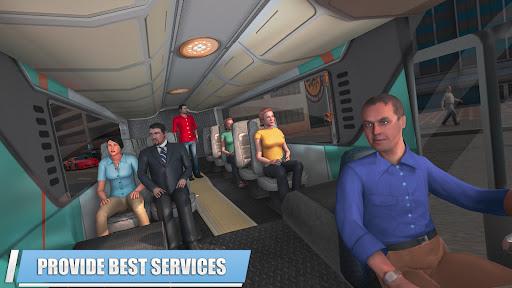 City Coach Bus Simulator 3D Apkfinish screenshots 9