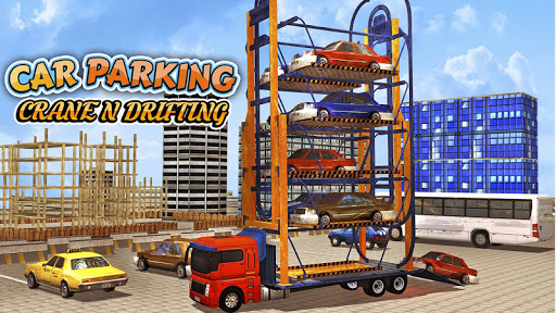 car parking crane n drifting screenshot 1