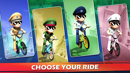 Little Singham Cycle Race 1.1.173 screenshots 7