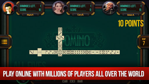 Domino - Dominoes online. Play free Dominos! modiapk screenshots 1