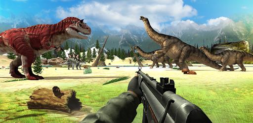 Dinosaur Hunter Sniper Jungle Animal Shooting Game - Apps on Google Play