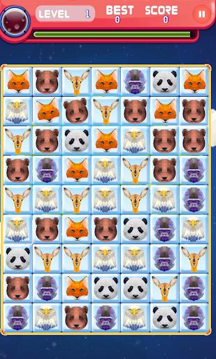 animal match 3 screenshot 2