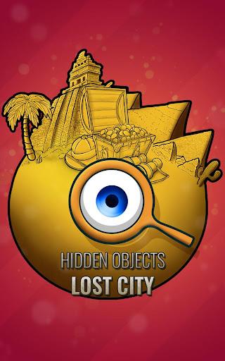 Lost City Hidden Object Adventure Games Free 2.8 screenshots 5