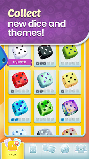 Golden Roll: The Yatzy Dice Game 2.3.0 screenshots 3