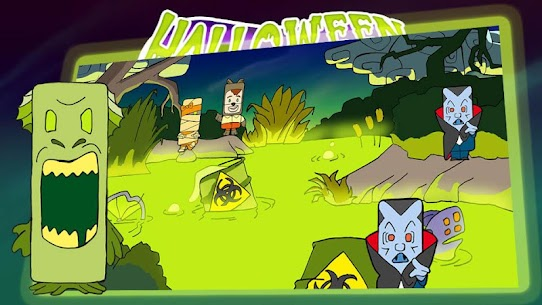 Halloween Witch Hunter Lite Hack Cheats (iOS & Android) 1