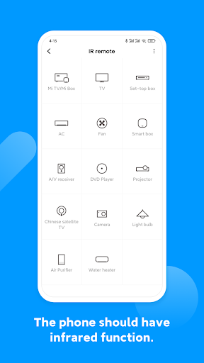 Mi Remote controller - for TV, STB, AC and more  Screenshots 1
