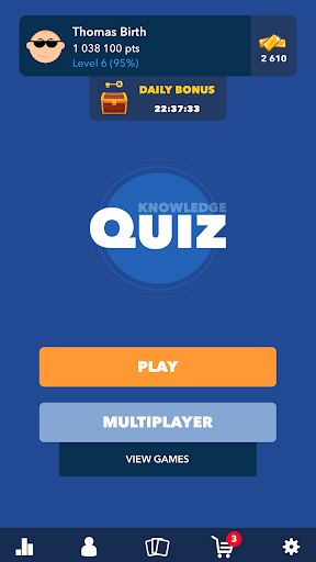 General Knowledge Quiz 7.0.16 screenshots 1