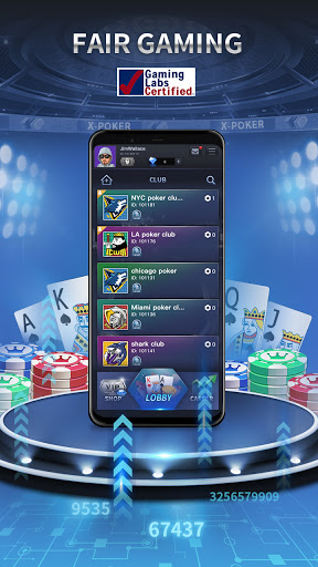 X-Poker - Online Home Game