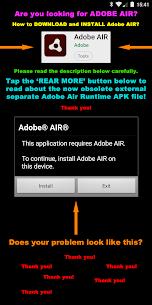 Adobe Air Apk 1