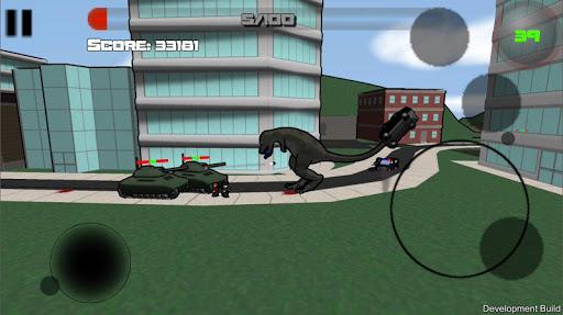 Attack of the Giant Mutant Lizard  screenshots 7