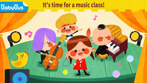 Baby Panda's Music Concert apkmartins screenshots 1