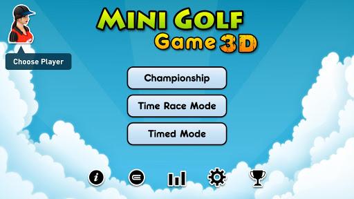 Mini Golf Game 3D  screenshots 14