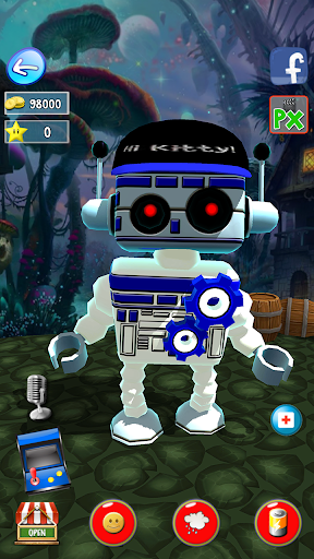 RoboTalking robot pet that listen and speaks 0.2.5 screenshots 1
