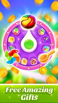 Cookie World -- Clash of Cookie & Colorful Puzzleのおすすめ画像5