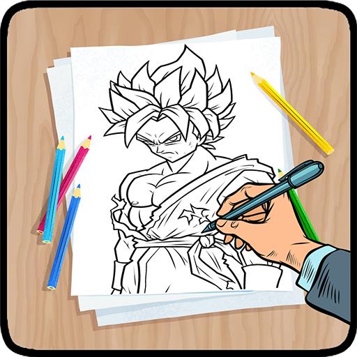 How To Draw Cartoon Anime  Screenshots 1