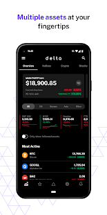 Delta Investment Portfolio Tracker 4.4.1 Screenshots 3