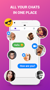 Free Video Calls, Chat, Text and Messenger 4