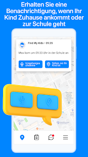Find My Kids: Tracking App für Kinder GPS Uhren Screenshot