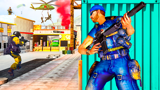FPS Impossible Shooting 2021: Free Shooting Games 1.11 screenshots 10
