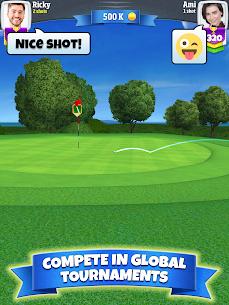 Download Golf Clash Mod Apk 2.40 [Unlimited Money, Free Chest, Aimbot] 9