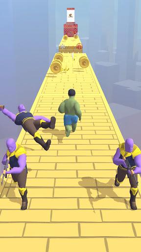 Superhero Run - Epic Transform Race 3D  screenshots 22